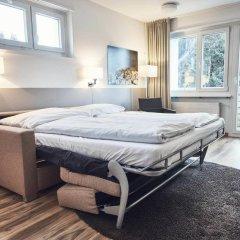 Отель Serviced Apartments by Solaria Швейцария, Давос - 1 отзыв об отеле, цены и фото номеров - забронировать отель Serviced Apartments by Solaria онлайн комната для гостей фото 3
