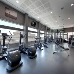 Отель Eurostars Grand Marina фитнесс-зал фото 3