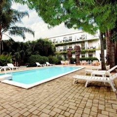Hotel Giardino dEuropa бассейн