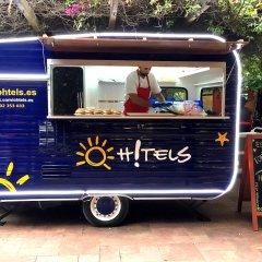 Отель Ohtels Vila Romana Испания, Салоу - 5 отзывов об отеле, цены и фото номеров - забронировать отель Ohtels Vila Romana онлайн городской автобус