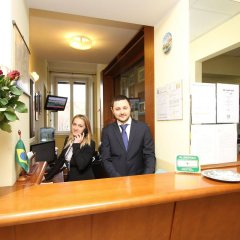 Hotel Brasil Milan интерьер отеля фото 3