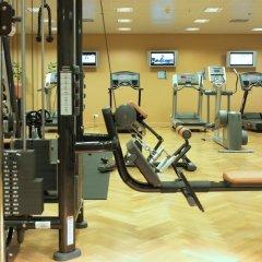Отель Hilton Munich Airport фитнесс-зал фото 4