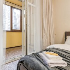 Апартаменты RentHouse Apartment Primorsky Санкт-Петербург комната для гостей фото 4