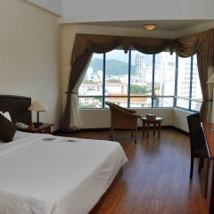 Yasaka Saigon Nha Trang Hotel комната для гостей фото 5