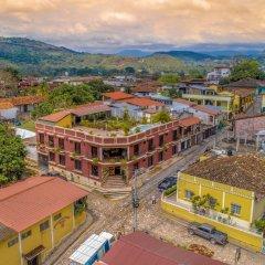Отель Acropolis Maya Гондурас, Копан-Руинас - отзывы, цены и фото номеров - забронировать отель Acropolis Maya онлайн балкон