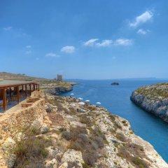 Hotel Ta' Cenc & Spa пляж фото 2