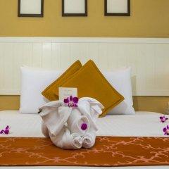 Отель Novotel Phuket Surin Beach Resort 4* Стандартный номер с различными типами кроватей