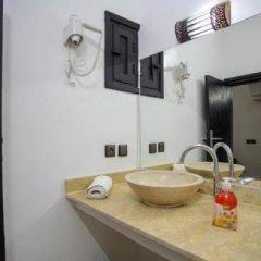 Отель Riad Amlal Марокко, Уарзазат - отзывы, цены и фото номеров - забронировать отель Riad Amlal онлайн ванная фото 2