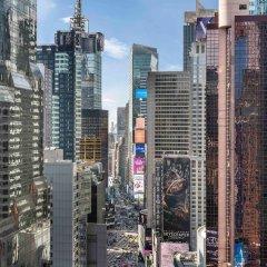 Отель Novotel New York Times Square фото 4