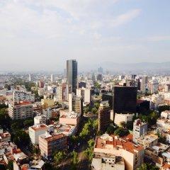 Отель Reforma 222 Мексика, Мехико - отзывы, цены и фото номеров - забронировать отель Reforma 222 онлайн городской автобус