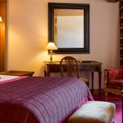 Hotel Le Palace des Neiges комната для гостей фото 5