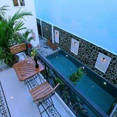 Отель Golden Palm Villa Вьетнам, Хойан - отзывы, цены и фото номеров - забронировать отель Golden Palm Villa онлайн спортивное сооружение