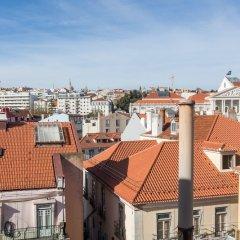 Апартаменты Bairro Alto Bronze of Art Apartments Лиссабон фото 36