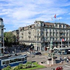 Отель Schweizerhof Zürich фото 8