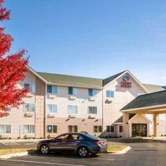 Отель Comfort Suites Columbus West - Hilliard США, Колумбус - отзывы, цены и фото номеров - забронировать отель Comfort Suites Columbus West - Hilliard онлайн парковка