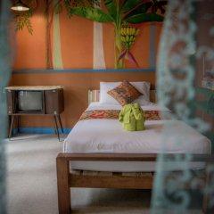 Отель Phranakorn-Nornlen Hotel Таиланд, Бангкок - отзывы, цены и фото номеров - забронировать отель Phranakorn-Nornlen Hotel онлайн комната для гостей фото 2