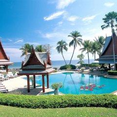 Chiva-Som International Health Resort Hotel бассейн