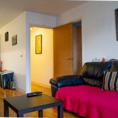 Отель Comfortable 1 Bedroom North London Flat Великобритания, Лондон - отзывы, цены и фото номеров - забронировать отель Comfortable 1 Bedroom North London Flat онлайн комната для гостей фото 4