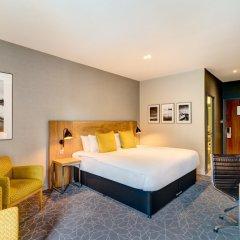 Отель Apex Grassmarket Hotel Великобритания, Эдинбург - отзывы, цены и фото номеров - забронировать отель Apex Grassmarket Hotel онлайн комната для гостей фото 5