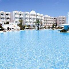 Отель Bravo Djerba Тунис, Мидун - отзывы, цены и фото номеров - забронировать отель Bravo Djerba онлайн бассейн фото 3