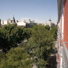 Отель Petit Palace Santa Bárbara Испания, Мадрид - 2 отзыва об отеле, цены и фото номеров - забронировать отель Petit Palace Santa Bárbara онлайн балкон