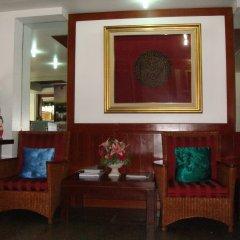 Отель Sapphirtel Inn Бангкок интерьер отеля