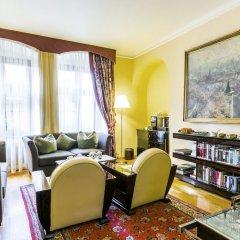 Отель Golden Well Прага