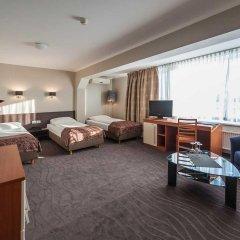 Отель Bellevue Park Riga Рига комната для гостей фото 2