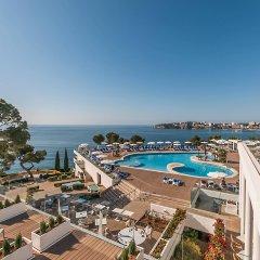 Отель Aparthotel Ponent Mar бассейн