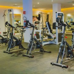 Отель Marquis Los Cabos, Resort & Spa - Adults Only фитнесс-зал фото 2