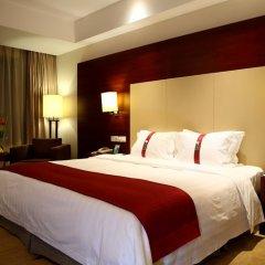 Отель Holiday Inn Suzhou Youlian комната для гостей фото 5