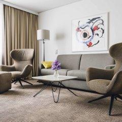 Отель Pullman Berlin Schweizerhof комната для гостей фото 3