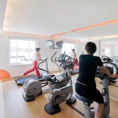 Отель Novotel Vilnius Centre фитнесс-зал