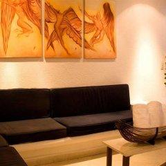 Отель El Hotelito комната для гостей