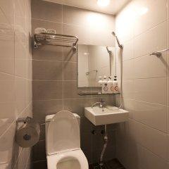 K-grand Hostel Myeongdong Сеул ванная