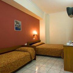 Отель Carolina Греция, Афины - 2 отзыва об отеле, цены и фото номеров - забронировать отель Carolina онлайн комната для гостей фото 11