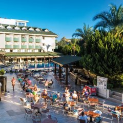 Side Breeze Турция, Сиде - 1 отзыв об отеле, цены и фото номеров - забронировать отель Side Breeze онлайн спортивное сооружение