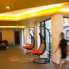 Отель iSanook Таиланд, Бангкок - 3 отзыва об отеле, цены и фото номеров - забронировать отель iSanook онлайн фитнесс-зал фото 3