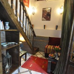 Отель Riad Adarissa Марокко, Фес - отзывы, цены и фото номеров - забронировать отель Riad Adarissa онлайн в номере фото 2