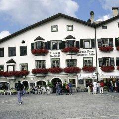 Hotel Aquila Nera - Schwarzer Adler Випитено парковка