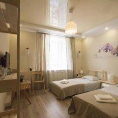 Апартаменты Apartments Karamel Пермь комната для гостей фото 3