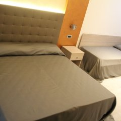 Hotel Gabbiano Римини комната для гостей фото 2