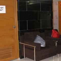 Ideal Hotel Pratunam Бангкок сауна