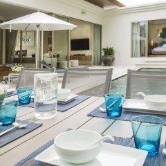 Отель Villa777 Private Pool Villa Phuket питание