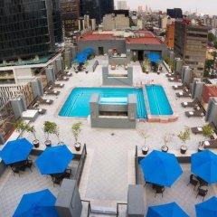 Отель Galeria Plaza Reforma Мехико спортивное сооружение
