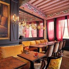 Отель Saint Paul Le Marais Париж гостиничный бар