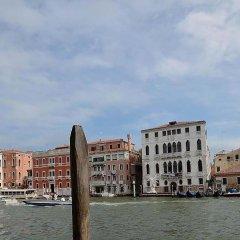 Отель Pauline Италия, Венеция - отзывы, цены и фото номеров - забронировать отель Pauline онлайн приотельная территория фото 2