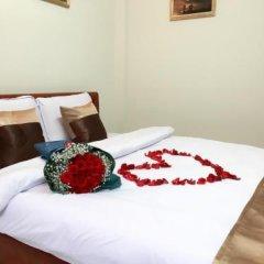 Full Moon Dalat Hotel Далат сейф в номере