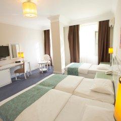 Отель Amber 4* Стандартный номер с различными типами кроватей