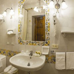 Hotel Villa Maria Равелло ванная фото 2